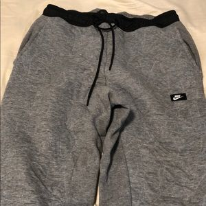 Grey Nike Sweatpants.